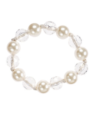 Pearl Gem Pearl Bracelet by Gymboree