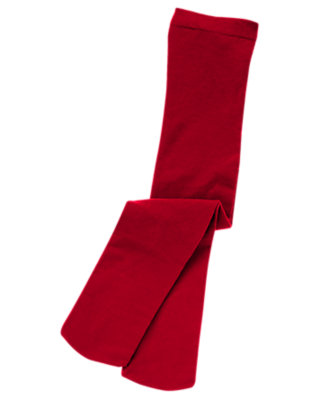 Holiday Red Tight by Gymboree