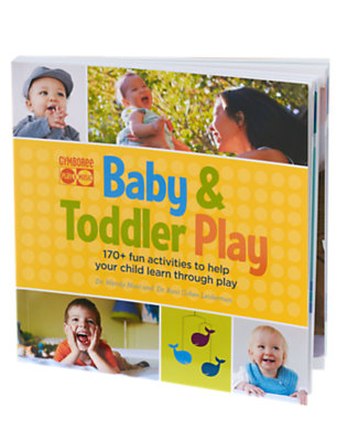Toddler Girls  Baby and Toddler Play Book by Gymboree