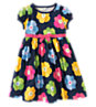 Bow Flower Dress