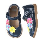 Flower Patent Shoe