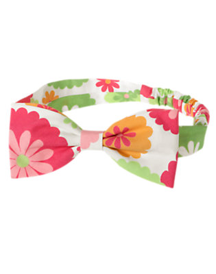 Baby Turtle Pink Floral Flower Fruffle by Gymboree