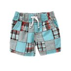 Patchwork Short