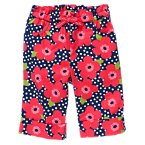 Bow Flower Cuffed Pant
