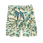 Tropical Leaf Cargo Short
