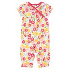 Flower Print One-Piece