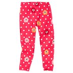 Dot Poppy Legging