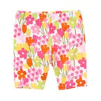 Flower Bike Short
