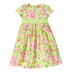 Flower Sash Dress