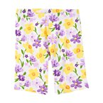 Daffodil Violet Bike Short