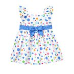 Bubble Dot Dress
