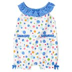 Bubble Dot One-Piece
