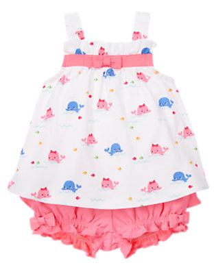 Whale Whale Two-Piece Set by Gymboree