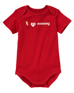 I Heart Mommy Bodysuit