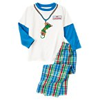Vet In Training Two-Piece Pajama Set