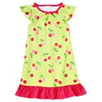 Cherry Pajama Gown