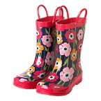 Poppy Rainboot