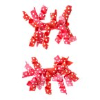 Dot Hair Curly Two-Pack