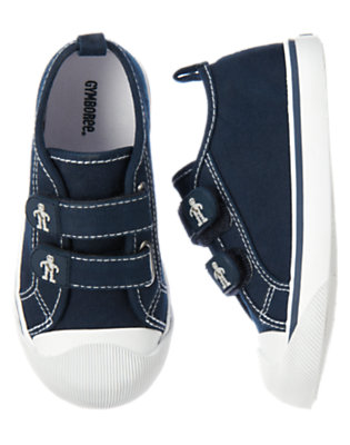 Midnight Blue Robot Sneaker by Gymboree