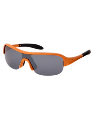 Orange Ochre Swim Sunglasses by Gymboree