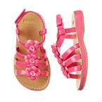 Gem Flower Sandal