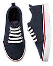 Laced Slip-On Sneaker