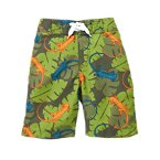 Iguana Leaf Swim Trunk