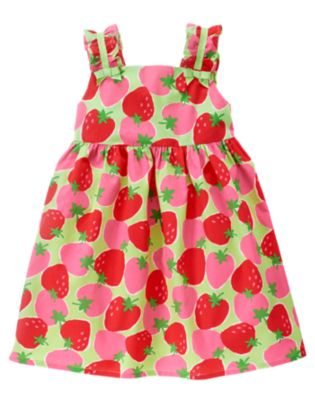 Baby Girl Strawberry Line   Summer 2013