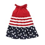 All-American Bow Dress