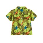 Tree Frog Leaf Shirt