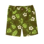 Jungle Leaf Short