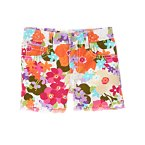 Tropical Flower Short