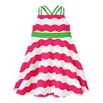 Ric Rac Stripe Dress