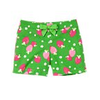 Bow Strawberry Short