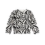 Zebra Sweater Cardigan