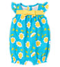 Daisy Bow Bubble One-Piece