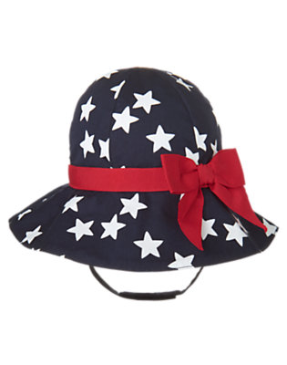 Summer Navy All-American Hat by Gymboree