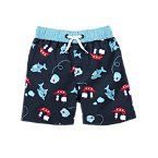 Pirate Shark Swim Trunk