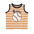 Baseball Stripe Tank
