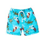 Gecko Surfer Swim Trunk