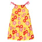 Tropical Flower Pajama Gown