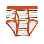 Helicopter Stripe Brief