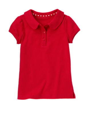 Red Polo Shirt by Gymboree