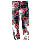 Poppy Stripe Legging