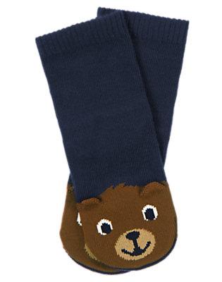Beary Brown Bear Sock by Gymboree