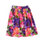 Watercolor Flower Skirt