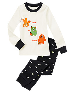 Trick Or Treat Monsters Two-Piece Gymmies®