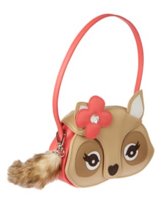 Gem Raccoon Purse