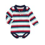 Polo Stripe Bodysuit