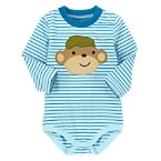 Silly Monkey Bodysuit